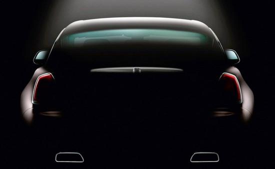 """Rolls-Royce Wraith tiếp tục lộ """"ảnh nóng"""""""