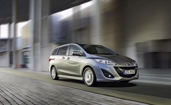 Mazda5 2013: Quá ít thay đổi
