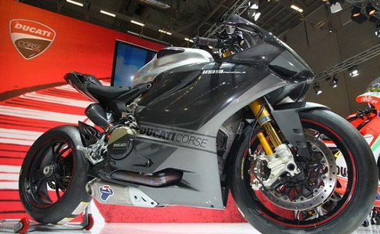 """Ducati 1199 Panigale RS13"""" Sẵn sàng để vô địch"""