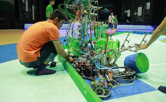 VCK Robocon Việt Nam 2013: Gấp rút trước giờ G