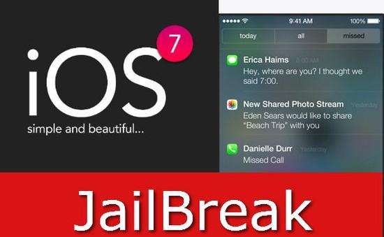 iOS 7 beta bị jailbreak: Có quá sớm?