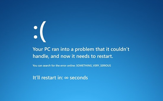 """Phòng tránh """"màn hình xanh chết chóc"""" trên Windows 8"""