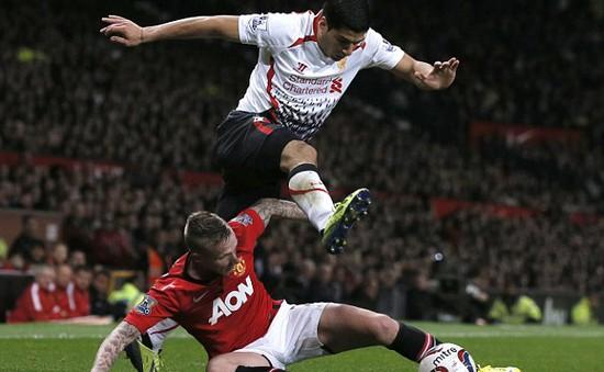 """Liverpool thất bại, Brendan Rodgers vẫn """"hài lòng"""" với Suaez"""