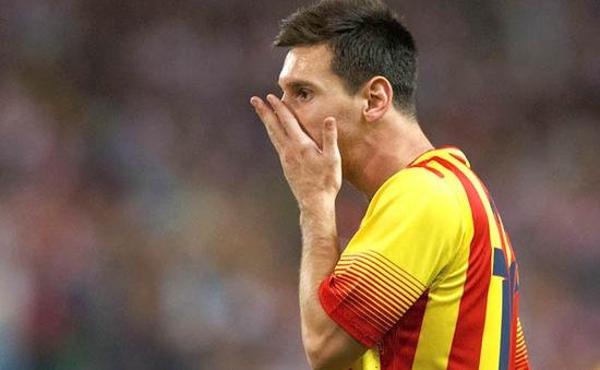 """HLV Martino tuyên bố sẵn sàng cho Messi """"ra rìa"""""""