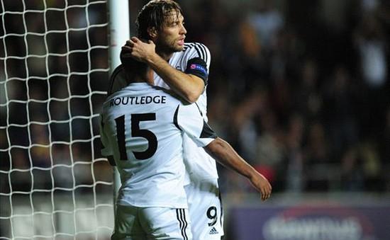 """Bóng đá Anh """"bội thu"""" tại Europa League"""