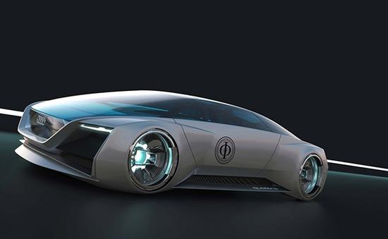 Xe Audi lại xuất hiện trong phim bom tấn