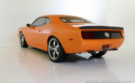 "Mẫu Barracuda concept ""nóng bỏng"" của Chrysler"