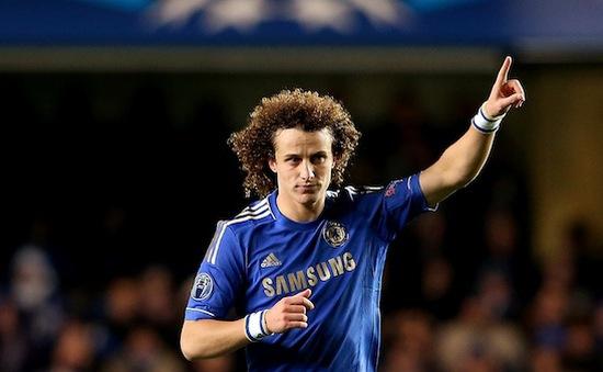 """Chelsea quyết bán David Luiz trong """"chợ Đông""""?"""