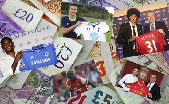 """Premier League 2013/14: Những bản hợp đồng siêu hớ của các """"đại gia"""""""