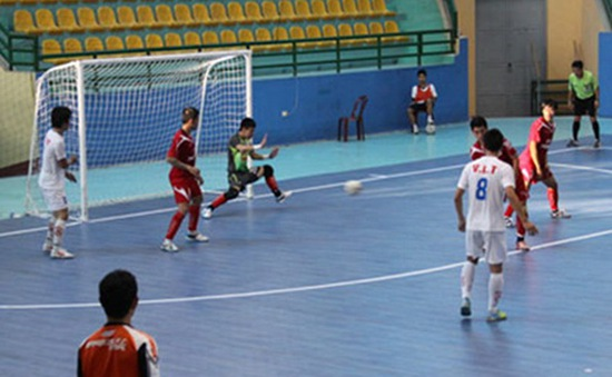 Bất cập vấn đề sân thi đấu của Futsal Việt Nam