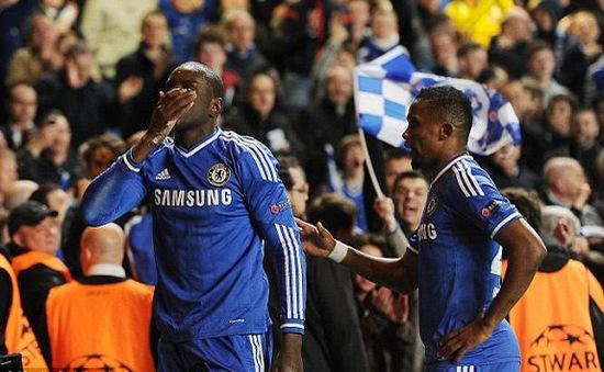 Chelsea 2-0 PSG: Stamford Bridge mở đại tiệc (VIDEO)