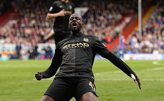 """Crystal Palace 0-2 Man CIty: Man """"xanh"""" đòi lại quyền tự quyết"""