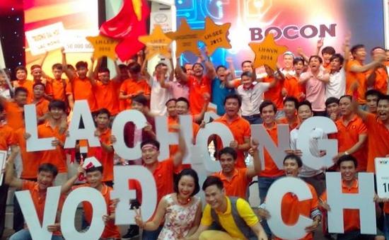 VCK Robocon 2014: ĐH Lạc Hồng 5 lần liên tiếp thống trị giải đấu