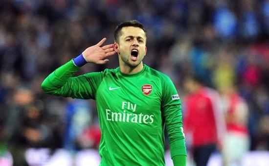 Kệ Arsenal chèo kéo, Fabianski quyết về với Swansea City