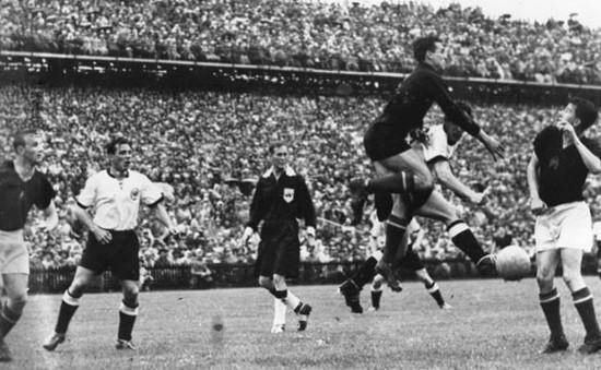 Lịch sử World Cup: World Cup 1954 - VCK độc nhất vô nhị