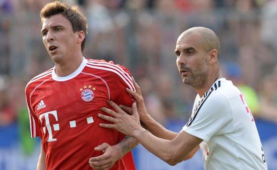 Không hợp Guardiola, Mandzukic viết tâm thư chia tay Bayern Munich
