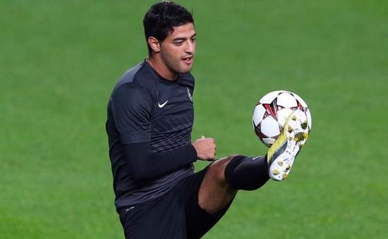 "Sociedad xác nhận Carlos Vela ""tái hợp"" Arsenal"