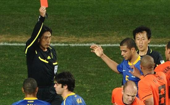 """""""Hung thần"""" Nhật Bản sẽ bắt chính trong trận khai mạc World Cup 2014"""