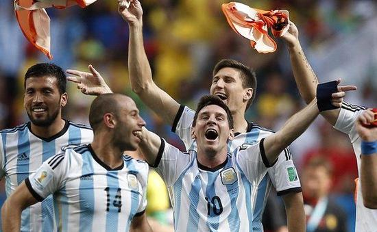 Messi: Argentina không phụ thuộc vào cá nhân tôi