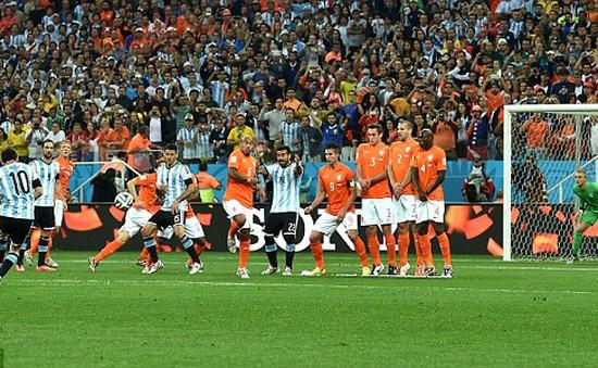 Hà Lan 0-0 Argentina (Pen: 2-4): La Albiceleste thắng nghẹt thở