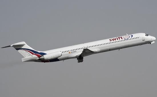 Máy bay Air Algerie rơi xuống Mali