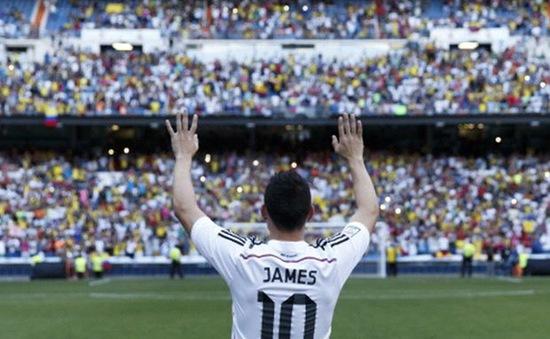 Ancelotti: James Rodriguez là sự đầu tư đúng đắn cho tương lai