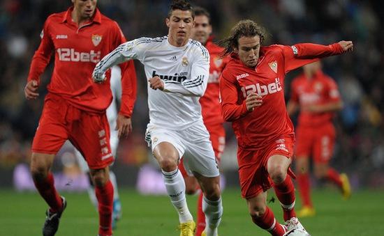 "HLV Emery: ""Sevilla biết cách ngăn chặn Real Madrid"""