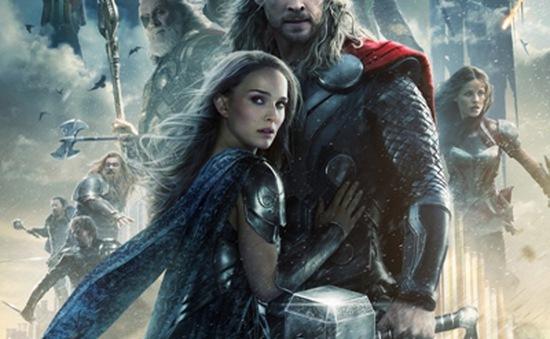 Thor 2 sẽ công chiếu tại Việt Nam cùng thời điểm toàn cầu