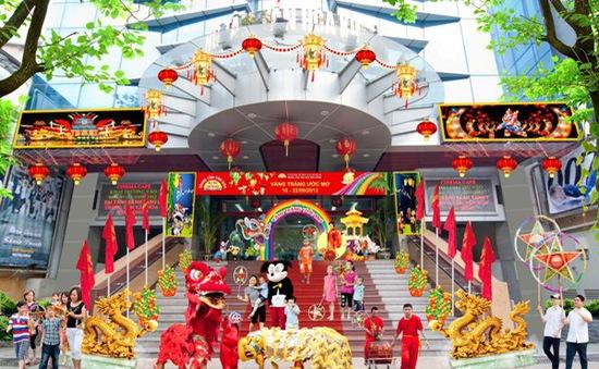 Thiếu nhi Thủ đô xem phim miễn phí dịp Trung Thu