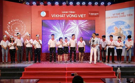 Hành trình vì khát vọng Việt: Đội nào xuất sắc nhất KV Đông Nam Bộ?