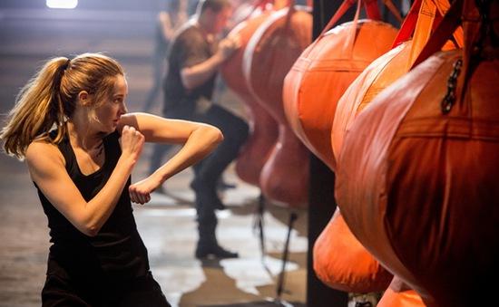 """Shailene Woodley gây sốt với """"Divergent"""""""
