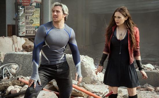 Những hình ảnh đầu tiên từ trường quay Avengers: Age of Ultron