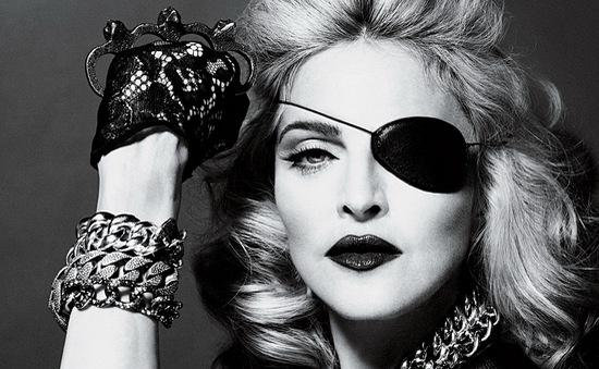 Sau tiết lộ gây sốc, Madonna tìm niềm vui bên các con