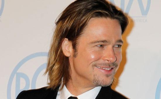 Brad Pitt không muốn sinh nhật tuổi 50 ồn ào