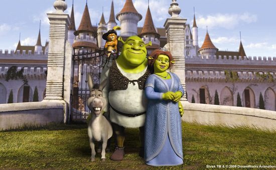 Shrek sẽ có tiếp tập 5