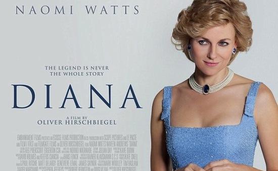 """Poster phim Diana gây giận dữ vì đặt ở chỗ """"nhạy cảm"""""""