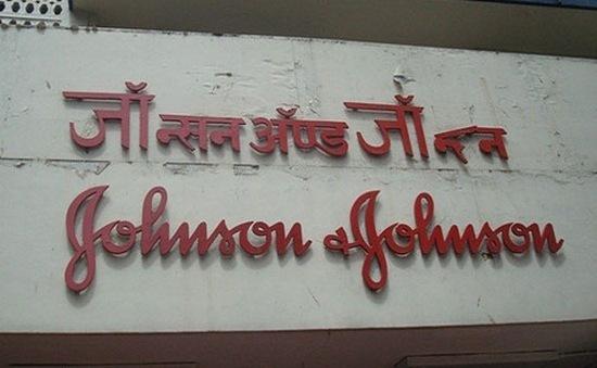 Ấn Độ thu hồi giấy phép của Johnson&Johnson