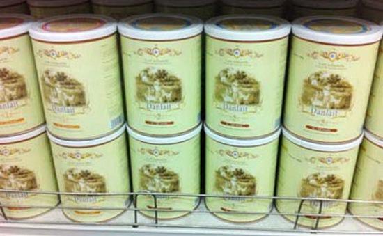 Chi Cục Quản lý thị trường trả lại sữa dê Danlait