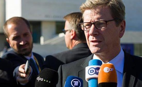 """Đức ký tuyên bố toàn cầu """"phản ứng mạnh"""" với Syria"""