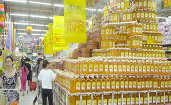 Dầu ăn trong nước bị đánh bật khỏi thị trường