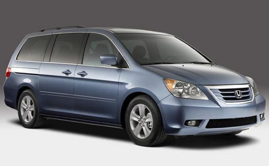 Honda triệu hồi 344.000 xe đa dụng