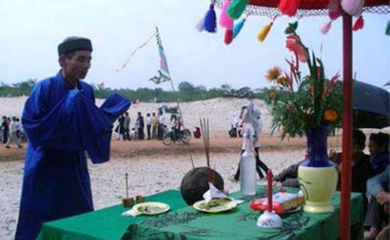 Quảng Trị tưng bừng lễ hội cướp cù đầu xuân