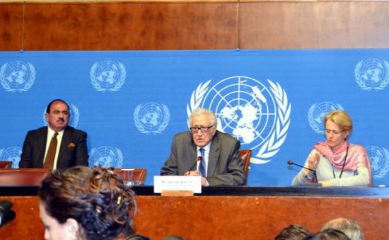 Vòng 2 đàm phán hòa bình Syria không đạt kết quả