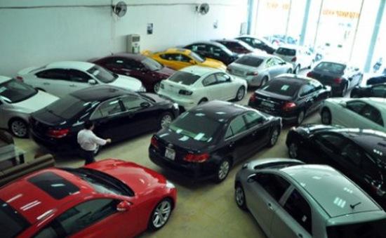 Thị trường ô tô khởi sắc đầu năm
