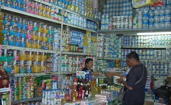 Sữa cho trẻ dưới 6 tuổi đồng loạt tăng giá