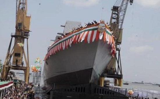 Tai nạn tàu chiến tại Ấn Độ