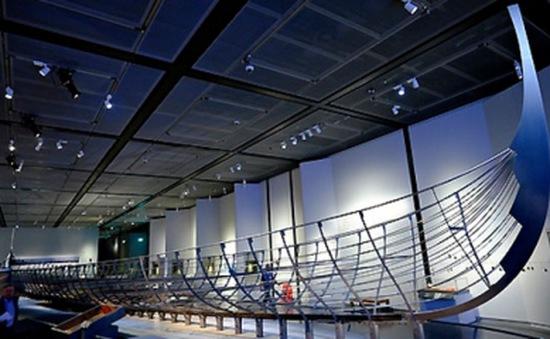 Triển lãm con tàu Vikking lớn nhất còn tồn tại