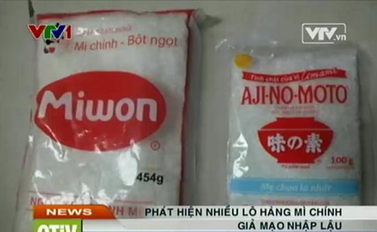 Mì chính Trung Quốc tuồn vào Việt Nam dưới thương hiệu nổi tiếng