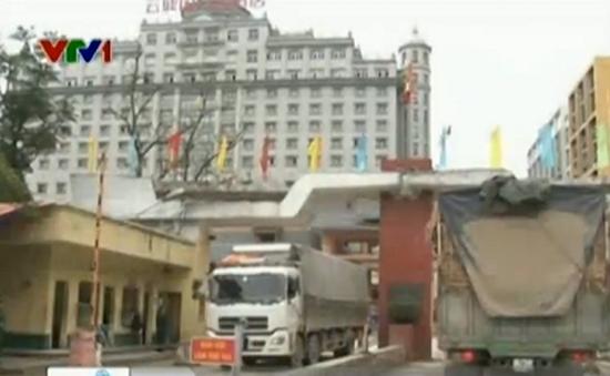 Tăng cường chỉ đạo xuất khẩu dưa hấu tại cửa khẩu Tân Thanh