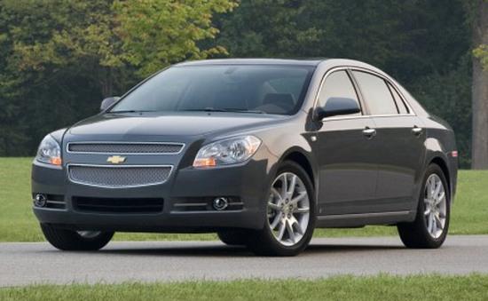 General Motors triệu hồi xe bị lỗi